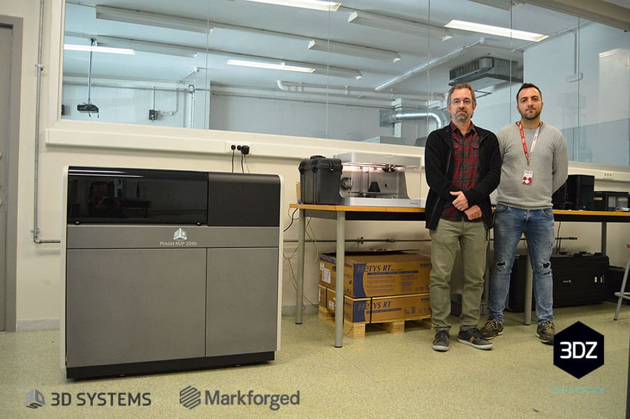 The Eduard Soler Foundation incorporates professional additive manufacturing in its training and service offer for companies