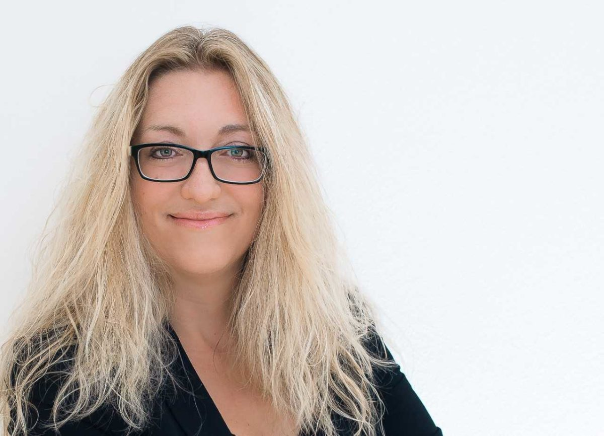 Women in the 3D printing world: meet Tanja Schelling from 3D Systems.