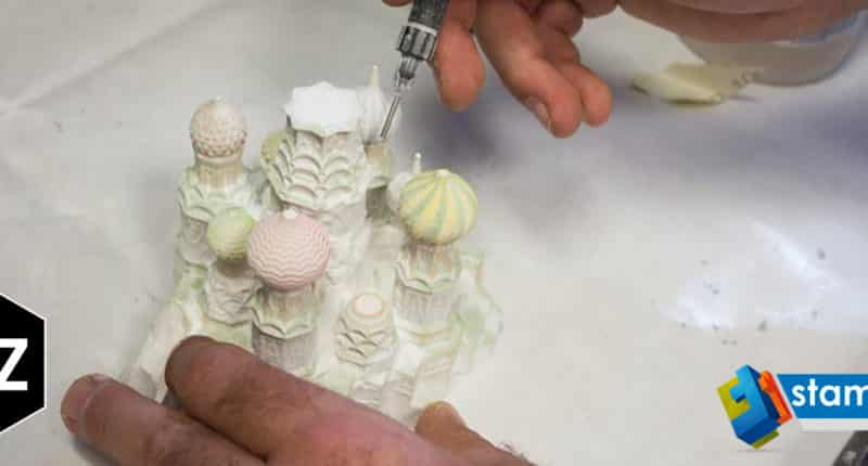 A new boost for copy shops with a 3D printing service