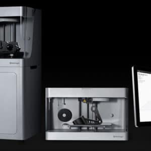 3DZ and Markforged, official partners for the mechanical printing parts