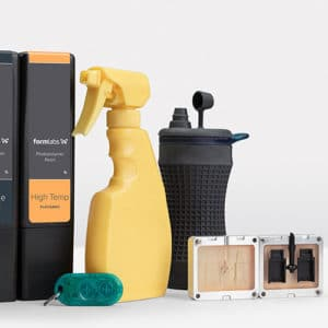 Formlabs Announces New Line of Engineering Resins
