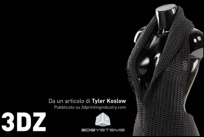 3D Printed Fashion Out-of-the-Box & into the Cube
