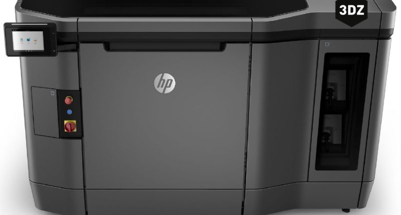 HP expands its materials portfolio and presents JET Fusion 3D 4210 solution