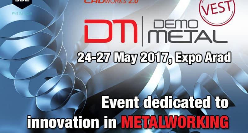Cadworks participates in Demo Metal Vest 2018