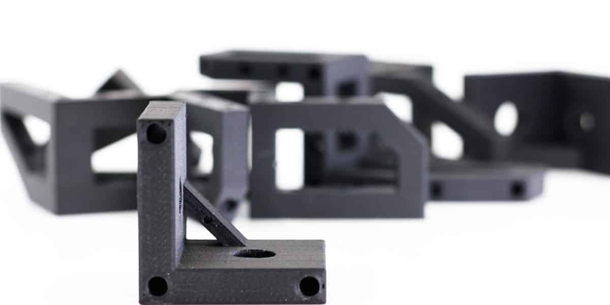 The new Markforged materials make additive production a reality.