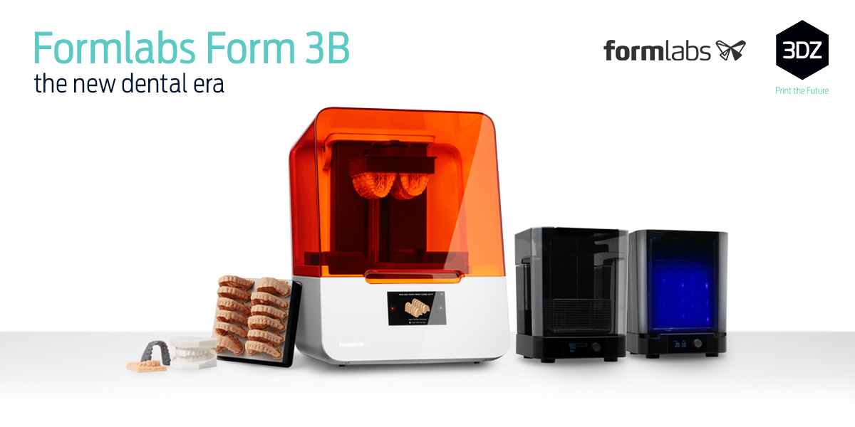 New Form 3B Formlabs prints with biocompatible materials