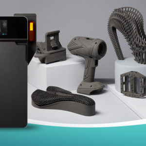 New Fuse 1: The new generation industrial 3D printer