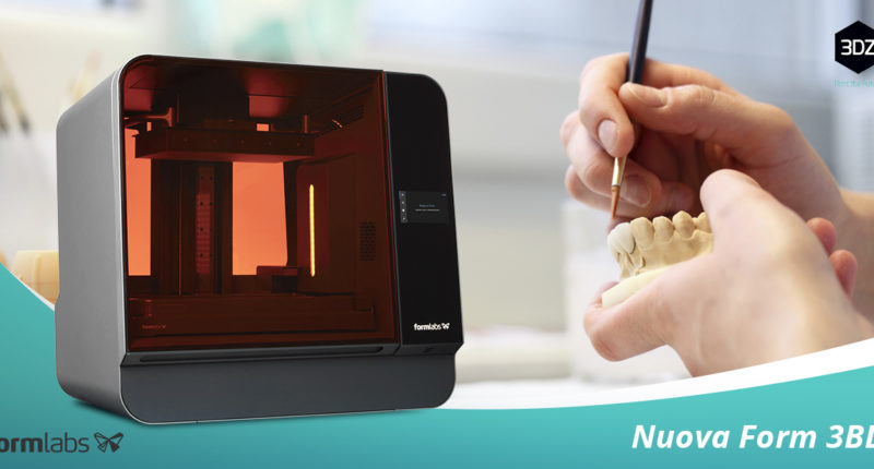 New Form 3BL: the large printer for the dental industry by Formlabs