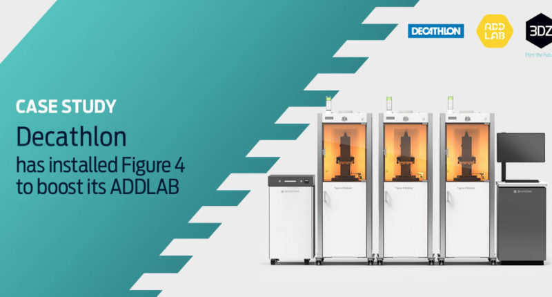 Decathlon chooses Figure 4® for its ADDLAB