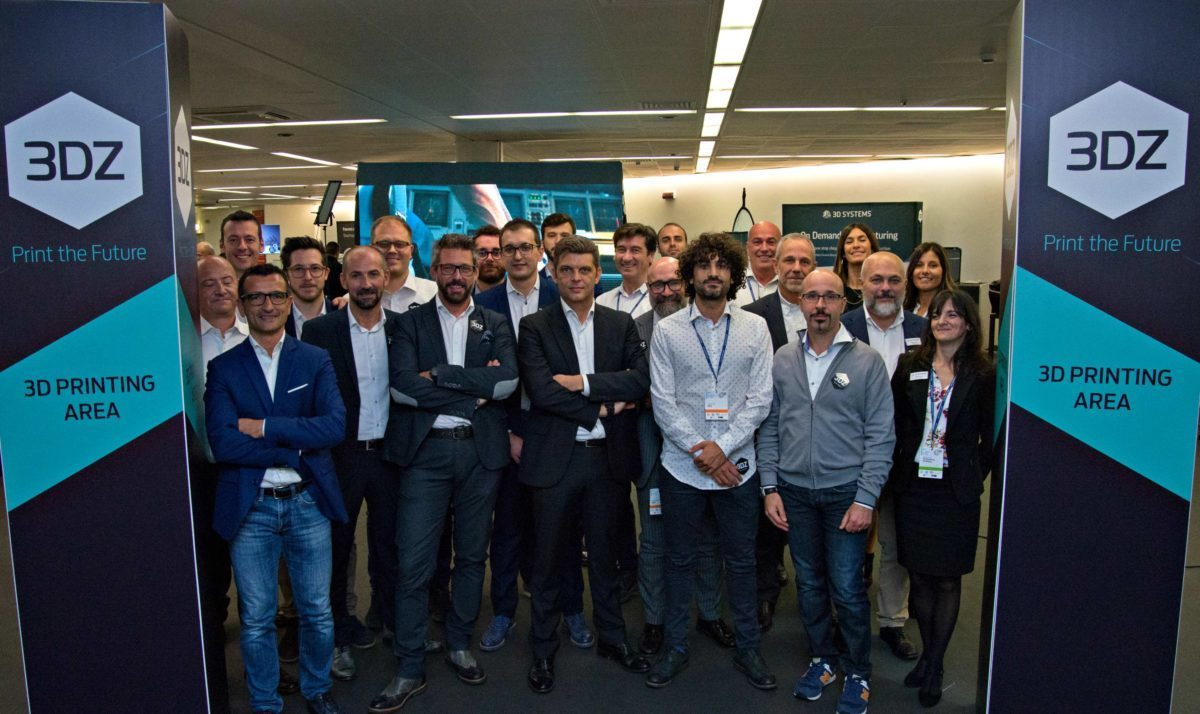 3DZ announces the opening of its new office in Madrid