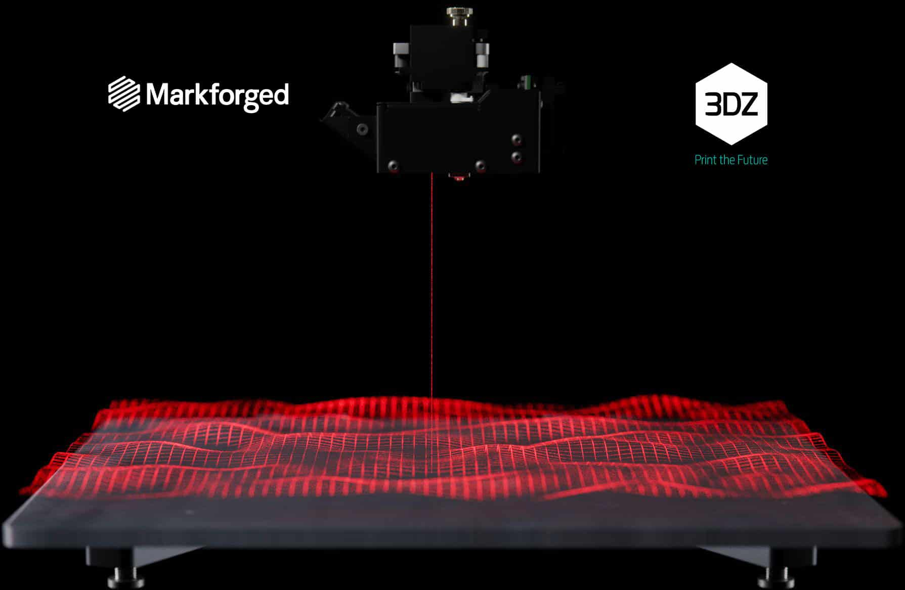 Markforged: the mechanical revolution